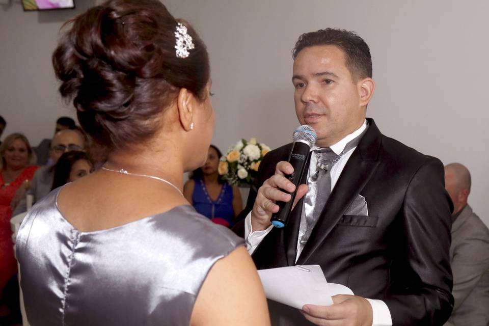 Naldo Nunes Celebrante