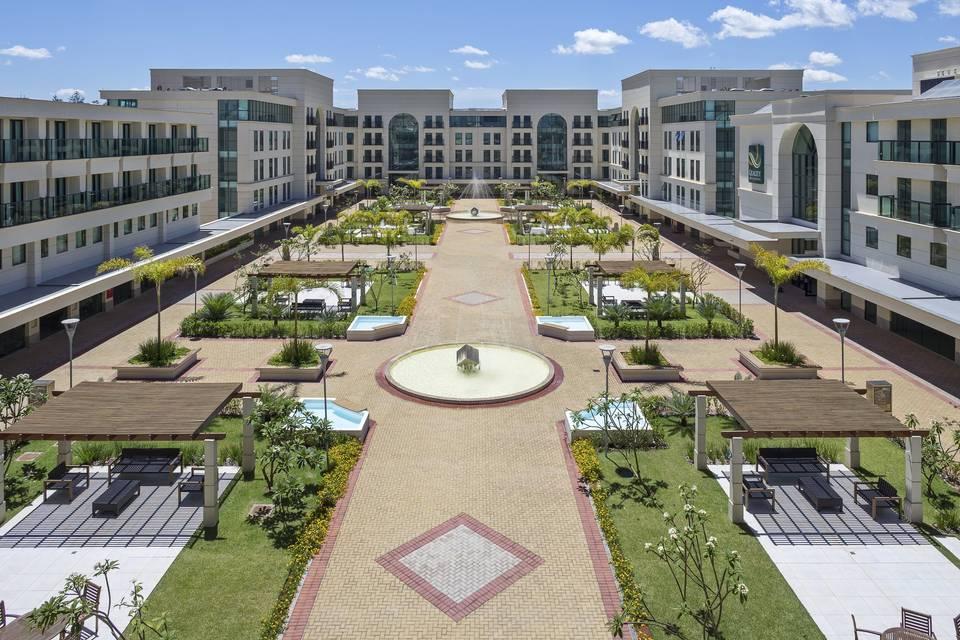 Quality Hotel e Suítes Brasilia