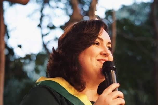 Ana Paula Rodrigues Alves - Juíza de Paz