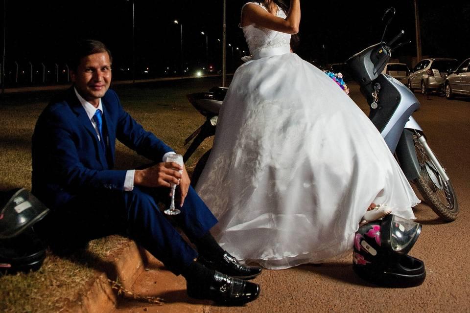 Casamento Deusiquele e Celso