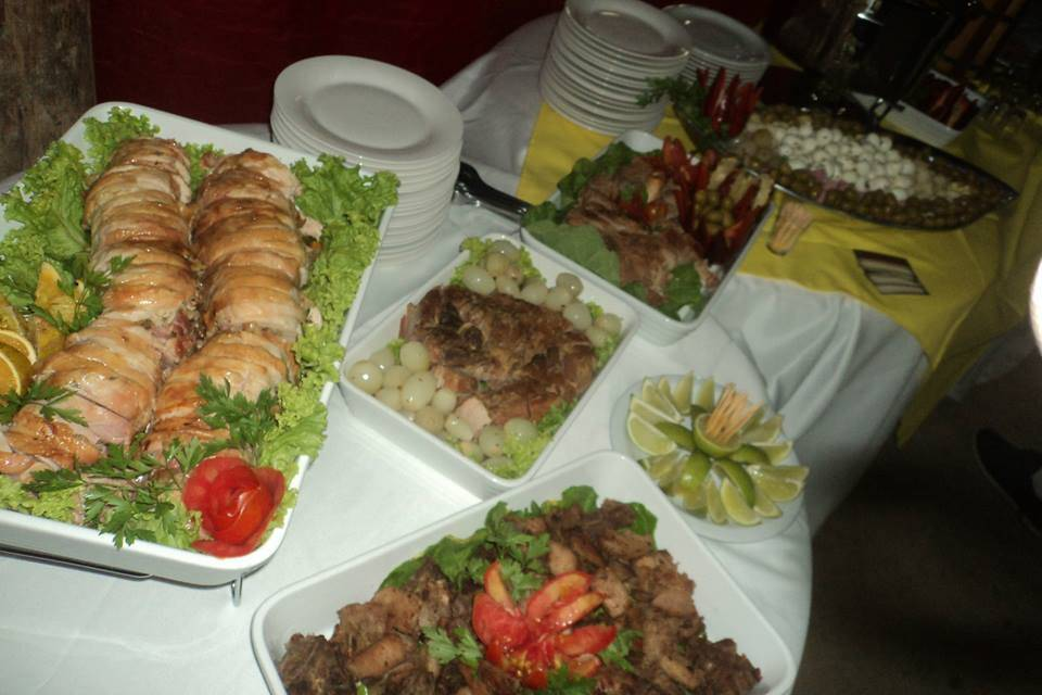 Arevictor Buffet