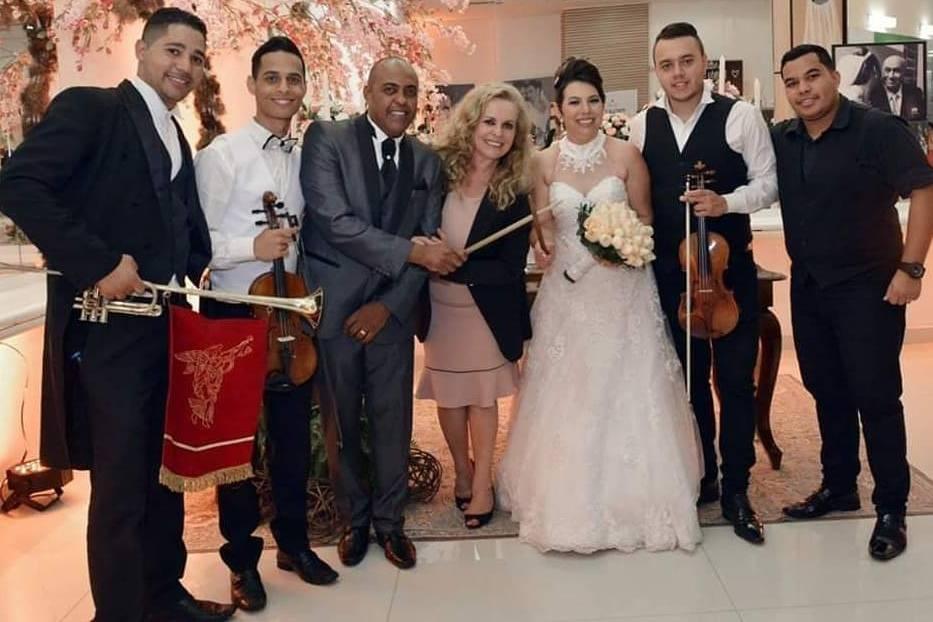 Aleph Haki - Violinistas e cia