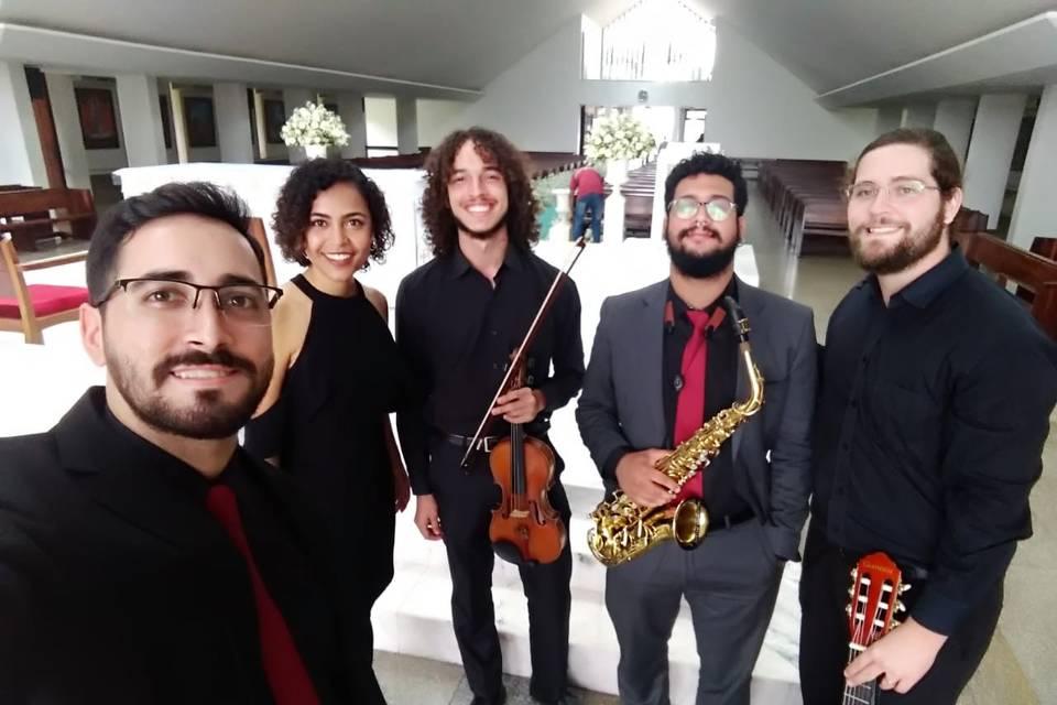 Equipe de Brasília
