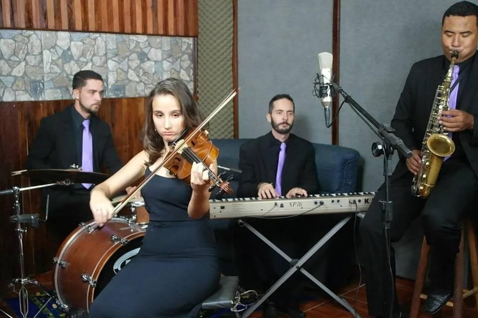 Quarteto Lux - MG