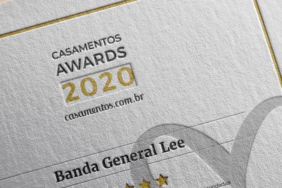 Prêmio Casamento Awards 2020