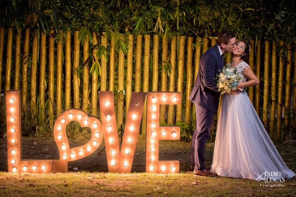 Casamento Lucas e Aline
