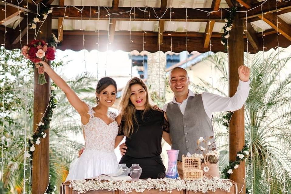 Letícia Martins Celebrante