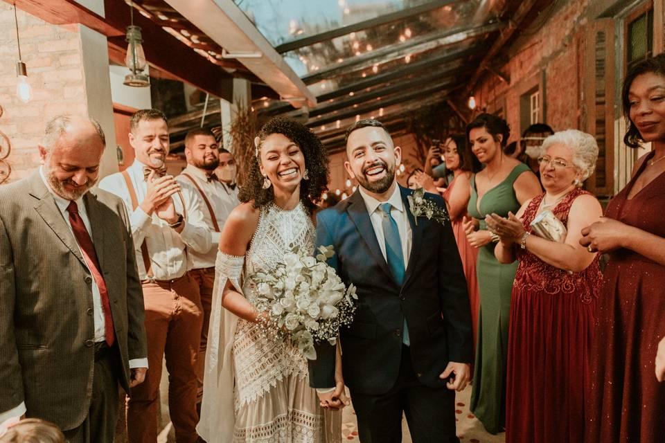 Mini Wedding - Noturno
