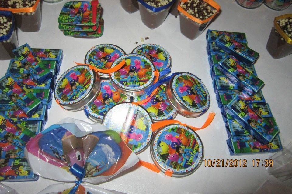 Cupcakes para eventos