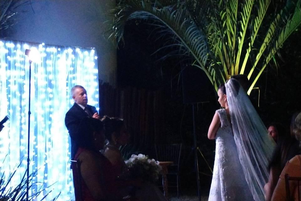Casamento de Ana e Fernando