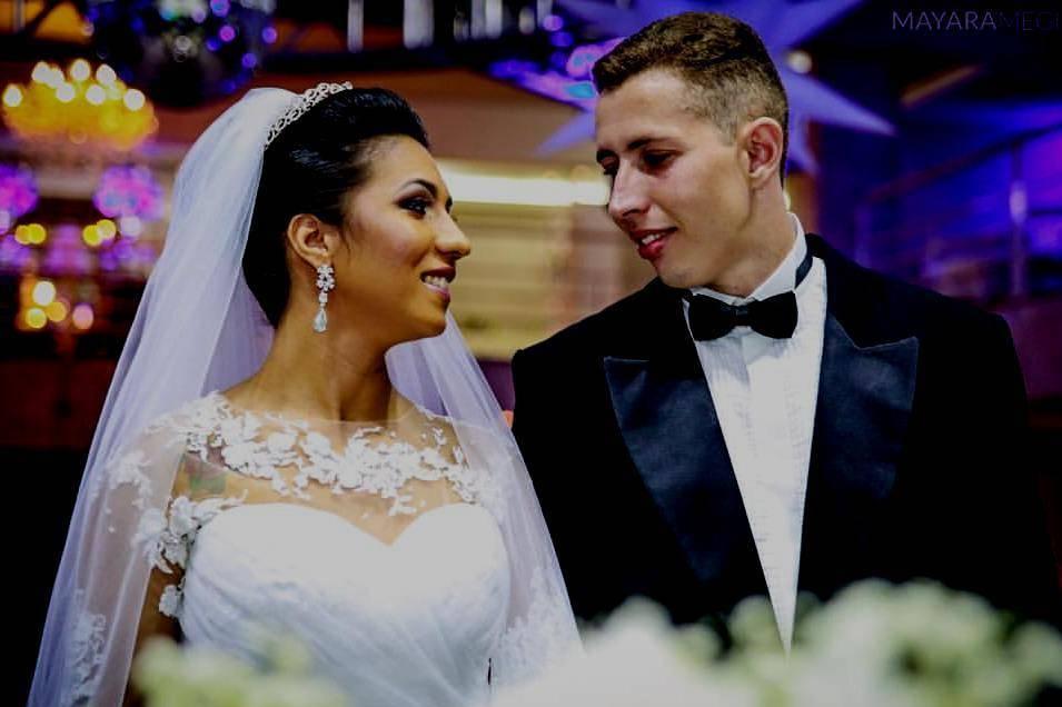 Priscila e Eric - Campinas