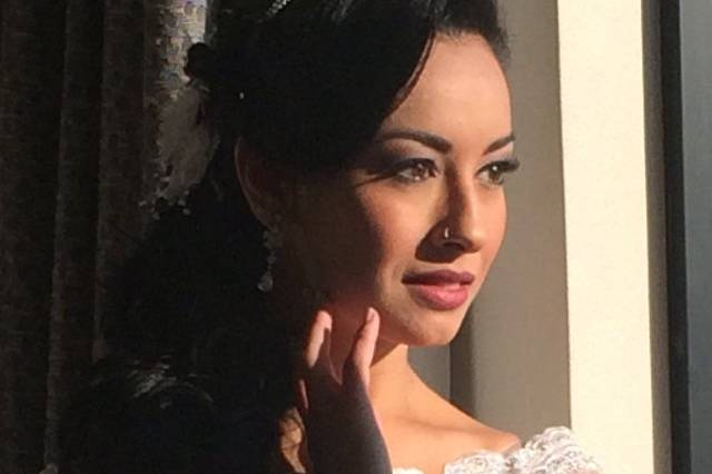 Linda Noiva Camila