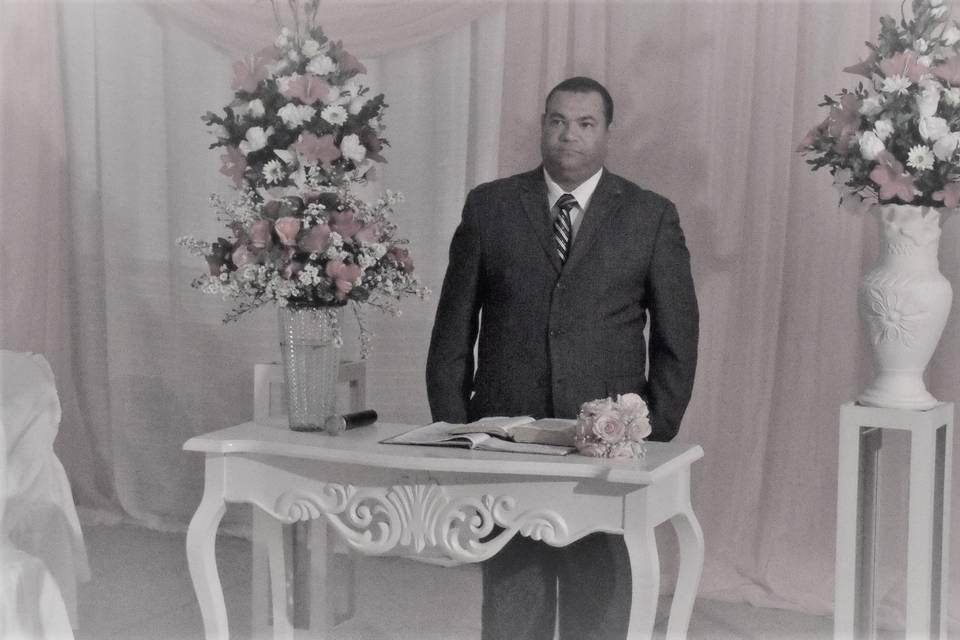 Gilmar Santos Celebrante de Casamento