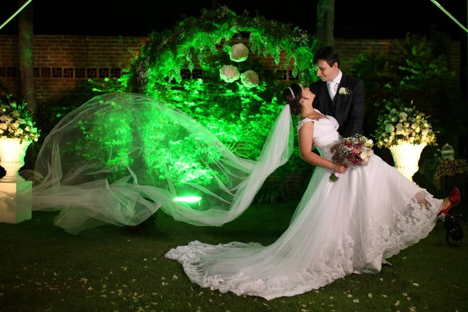 Casamento de Danielle e Ruben