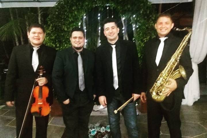 Quarteto instrumental