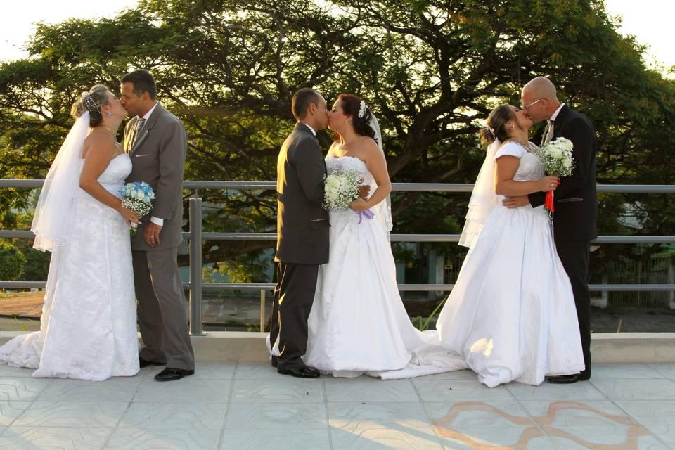 Três noivas