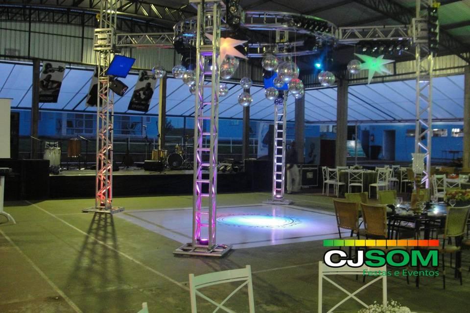 CJSOM Festas e Eventos