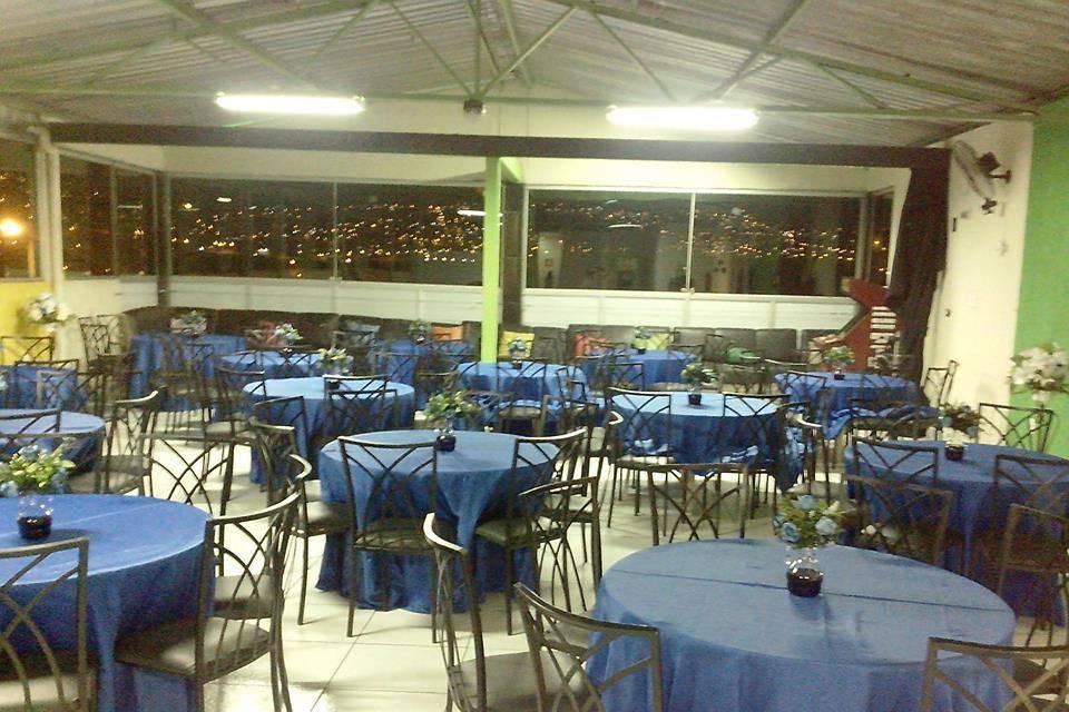 Yabadabado - Salão de festas