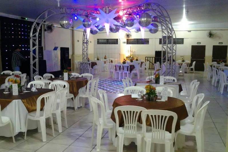Salão de Festas Millenium