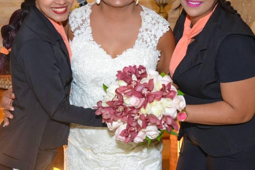 Casamento lindo da Socorro