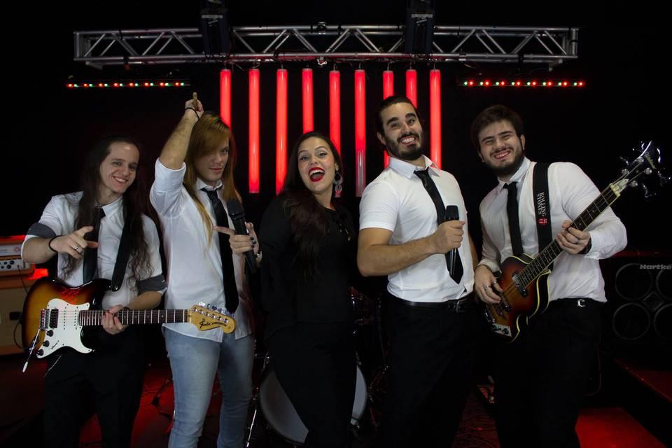 Banda The Black Ties