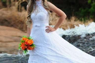 Noiva bonita