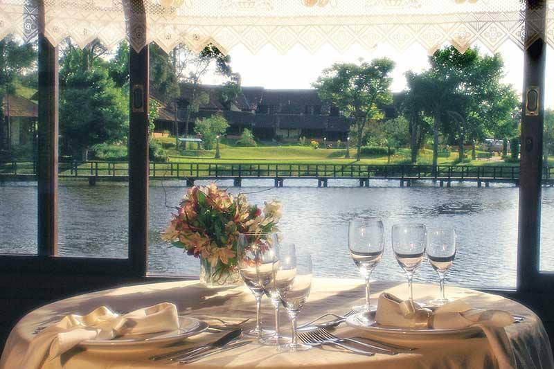 Vista Restaurante Principal