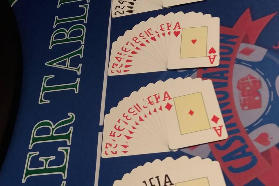 Mesa jogo poker texas