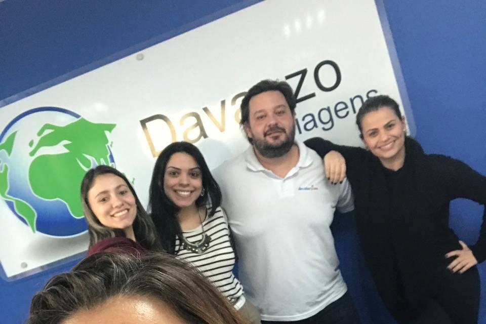 Equipe Davanzo Viagens