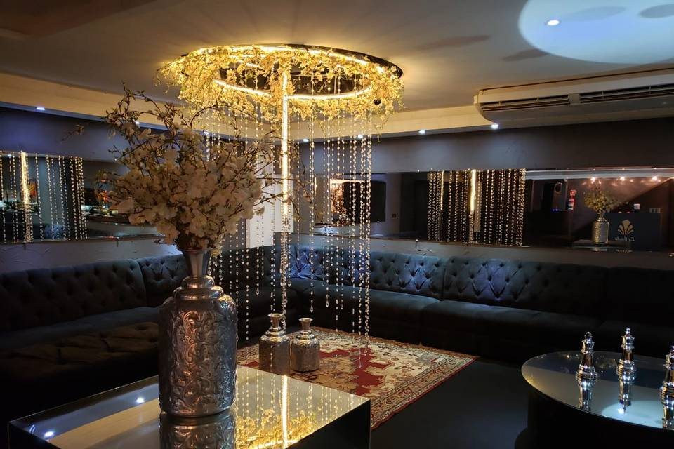 Lounge exclusivo