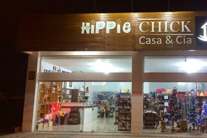 Hippie Chick Casa & Cia