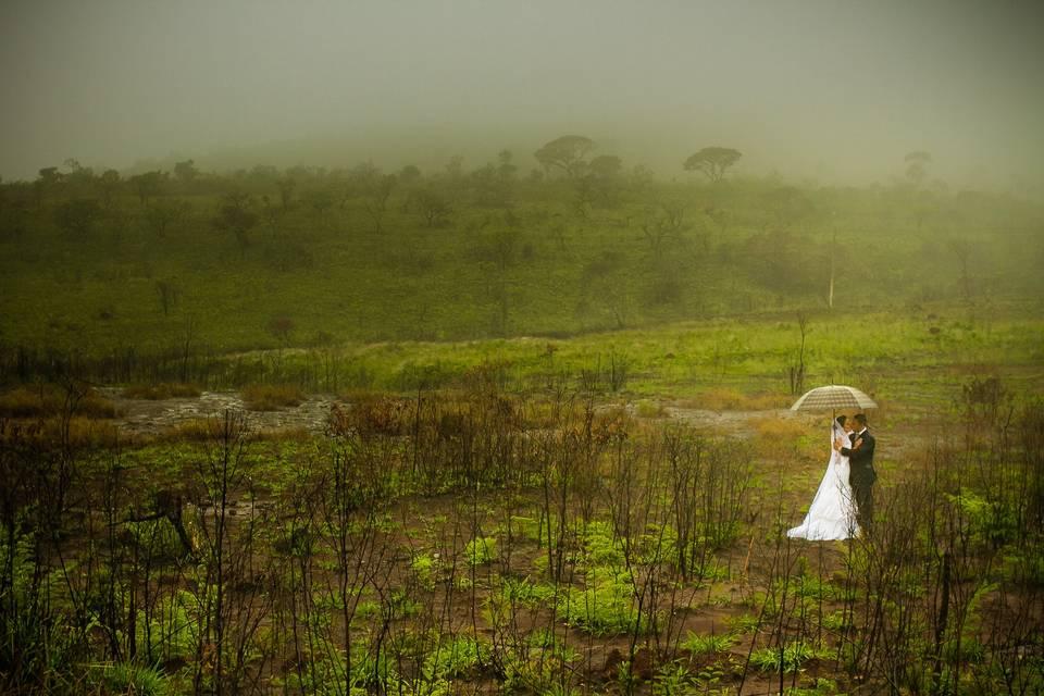 Noivos - Pós casamento