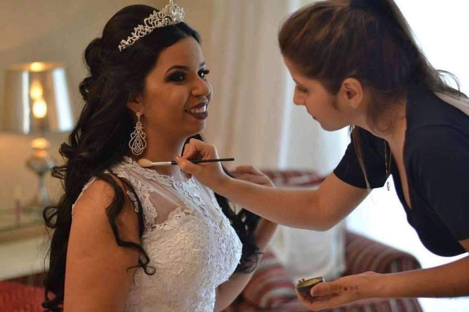 Samara Aguiar Make Up
