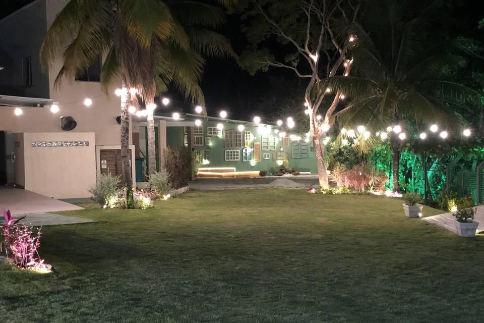 Espaço 7 - Salão de Festas e Eventos
