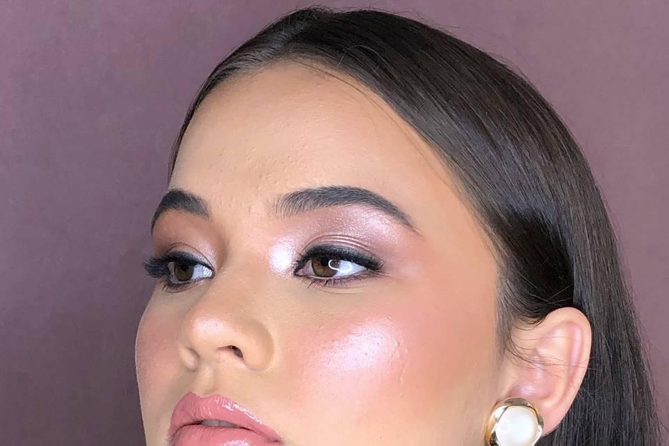 Dayane Galdino - Makeup