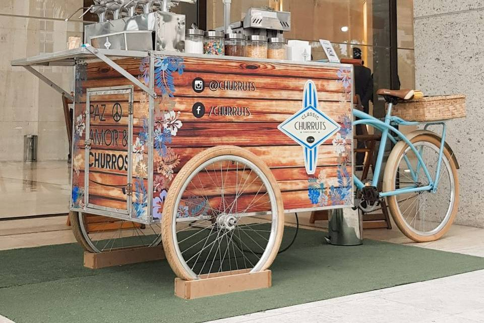 Food Bike Churruts