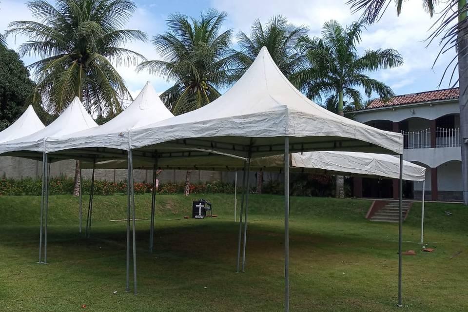 Tenda 3x3 Proteção UV