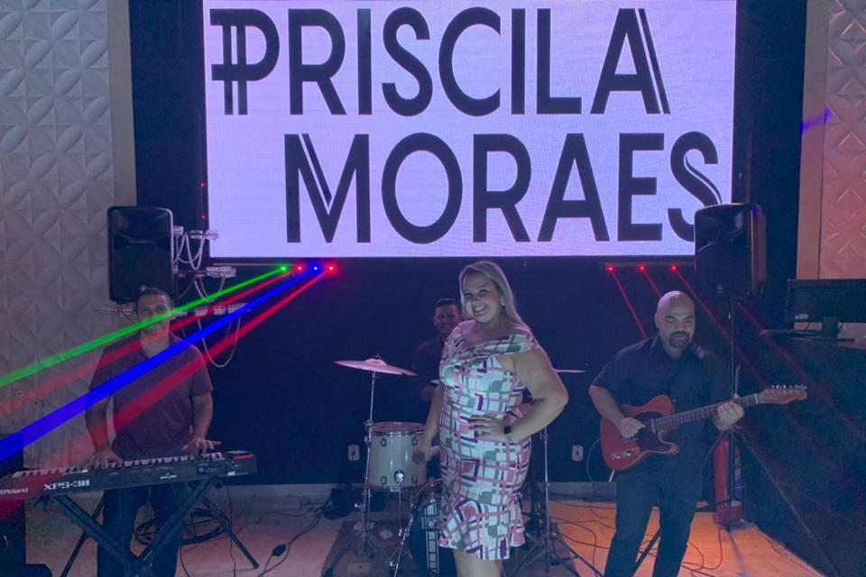 Cantora Priscila Moraes