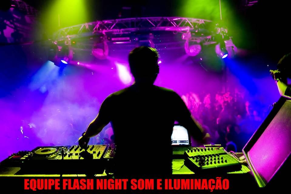 Equipe Flash Night Som e Iluminação