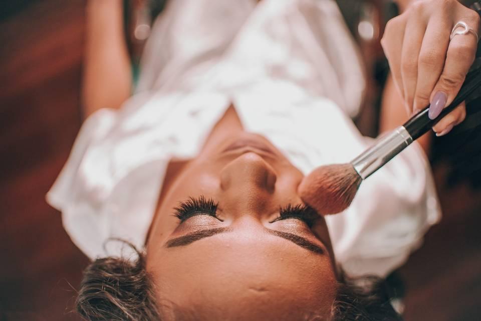 Gisele Reis Makeup