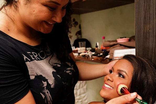 Maura Antunes Makeup