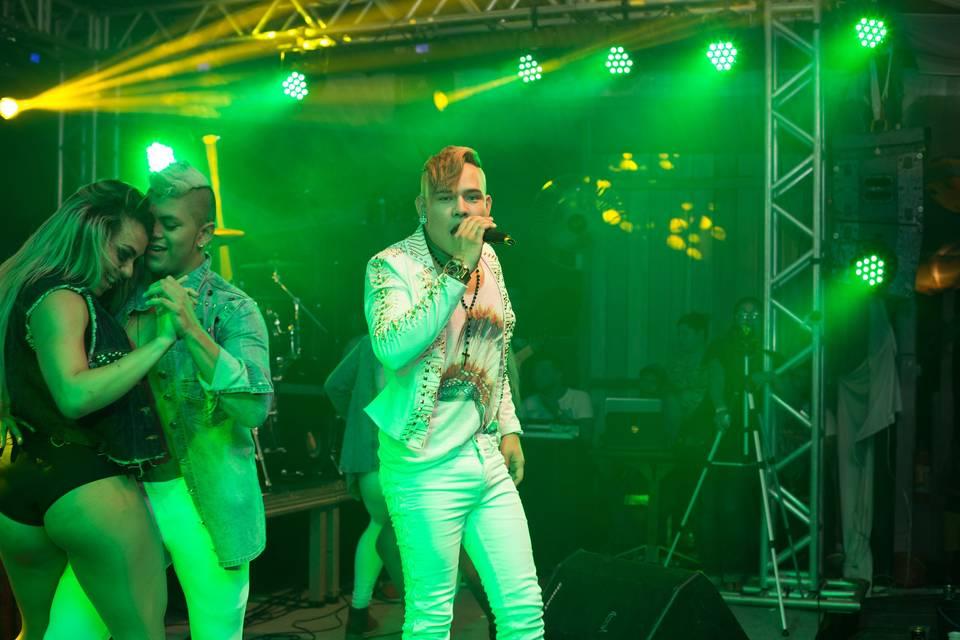 Kaiann Lobo e Banda