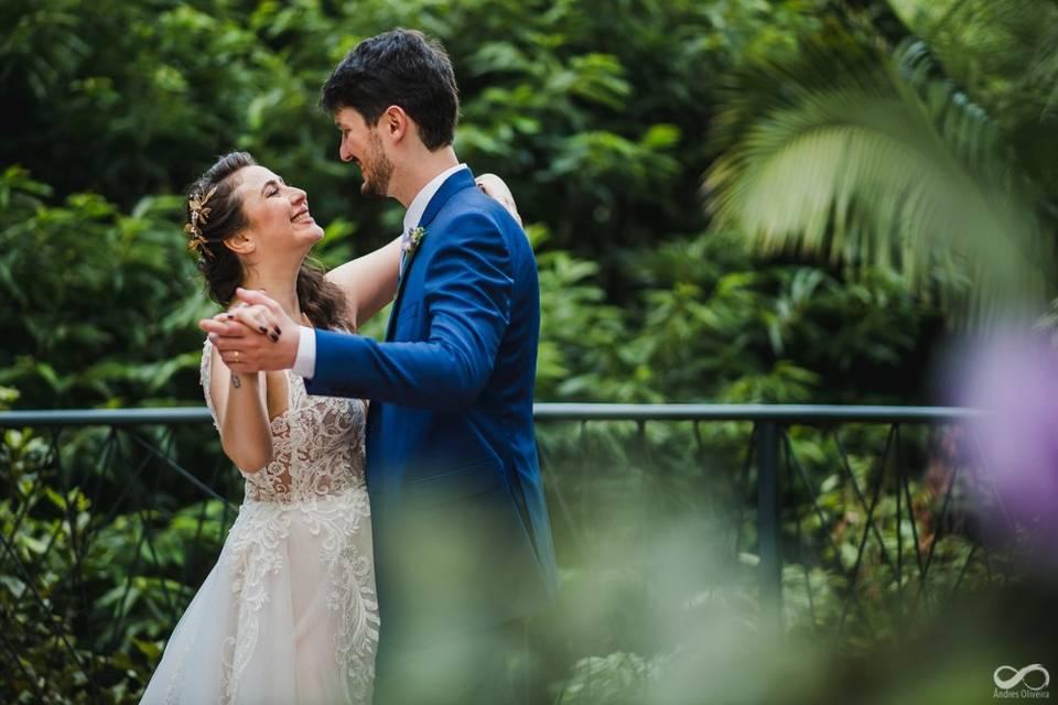 Casamento com essência