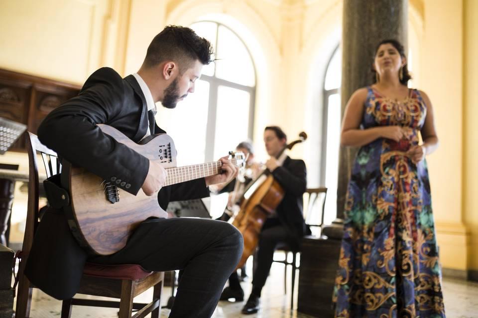 Ópera Galante Produções Musicais