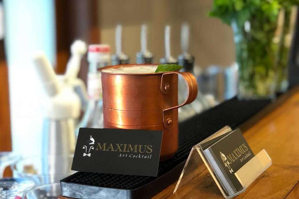 Maximus Art Cocktail
