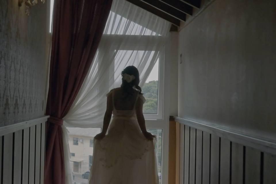 Frame - wedding film