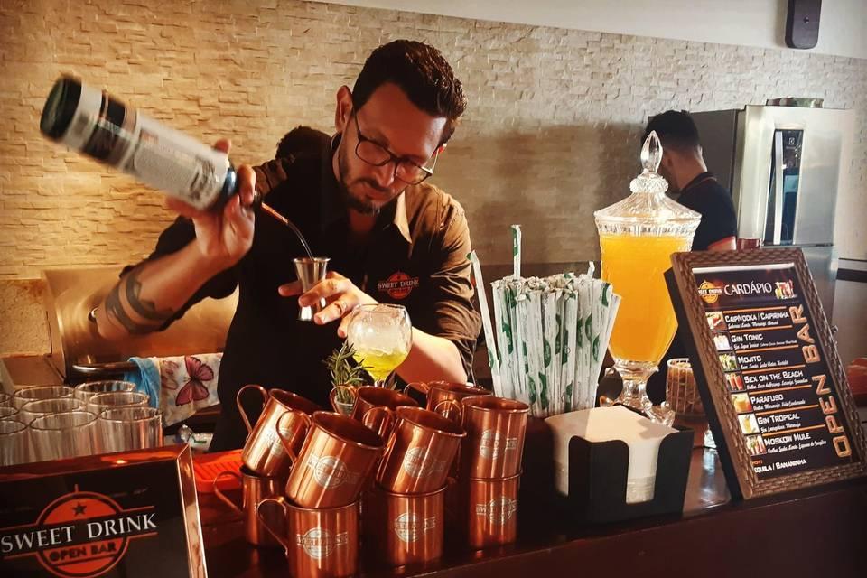Sweet Drink - Open Bar