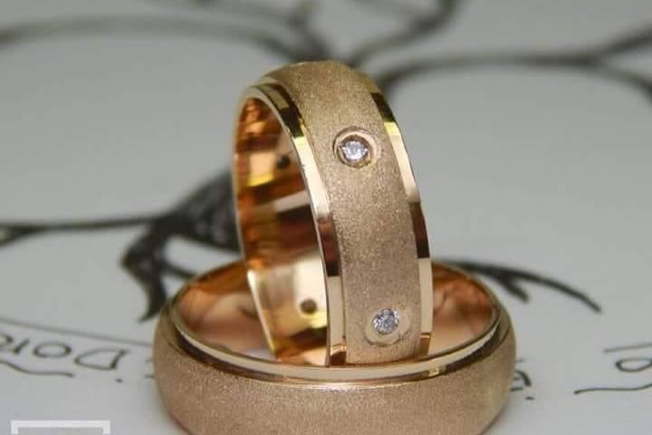 Alianças Bell Stone