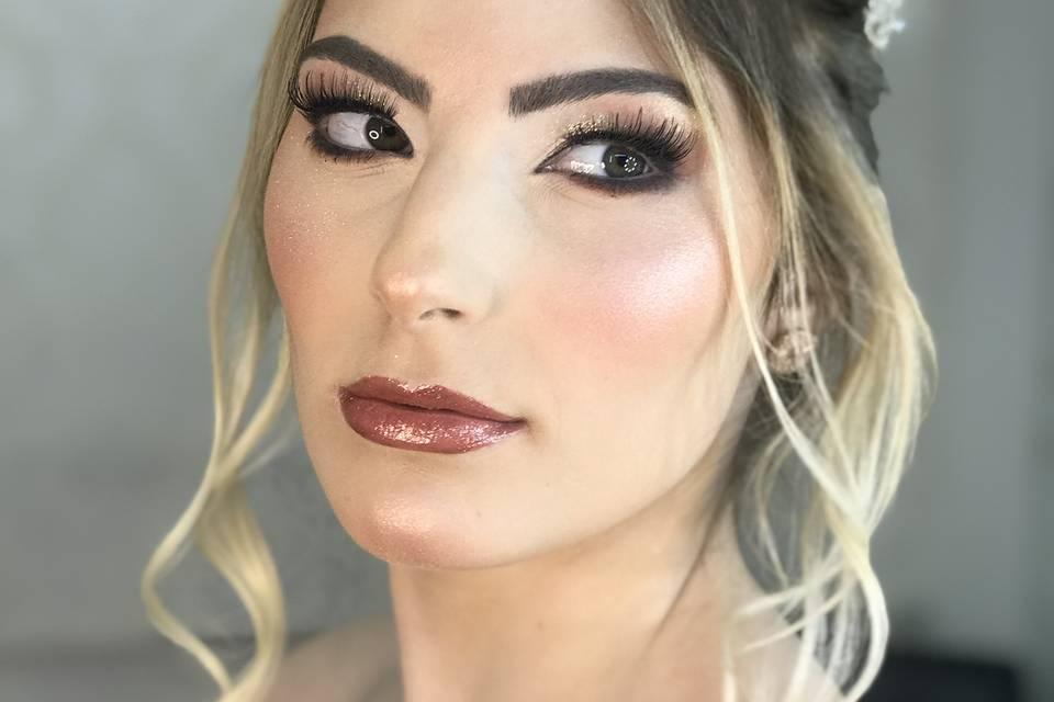 Giane Melo Makeup