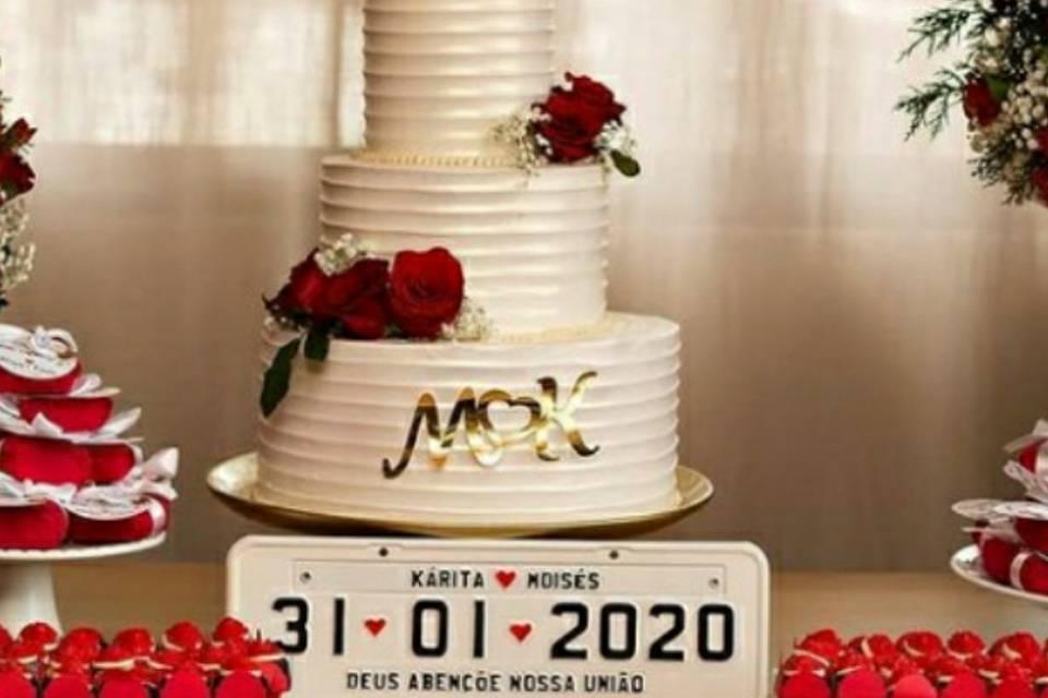 Cake Love - Bolos Decorados
